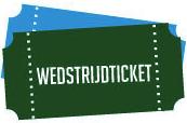 Logo wedstrijdticket