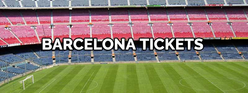 FC barcelona kaarten
