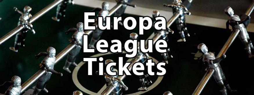 europa league kaarten